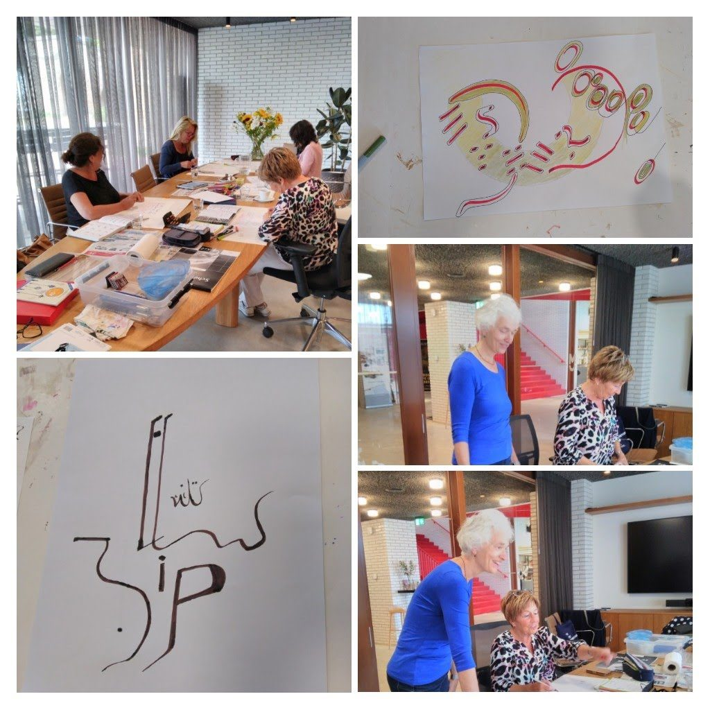 workshop kalligrafie